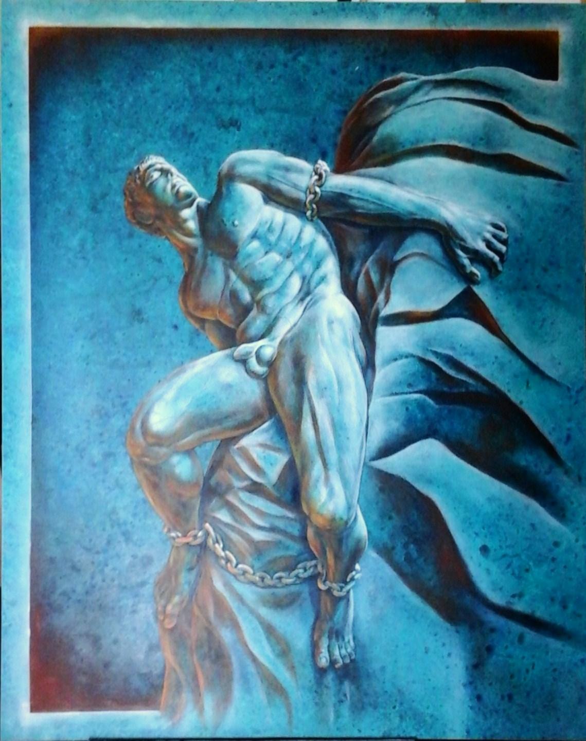 Prometheus - Edward van den Berg